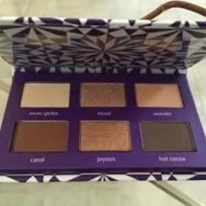 tarte Deck the Halls Eyeshadow Palette